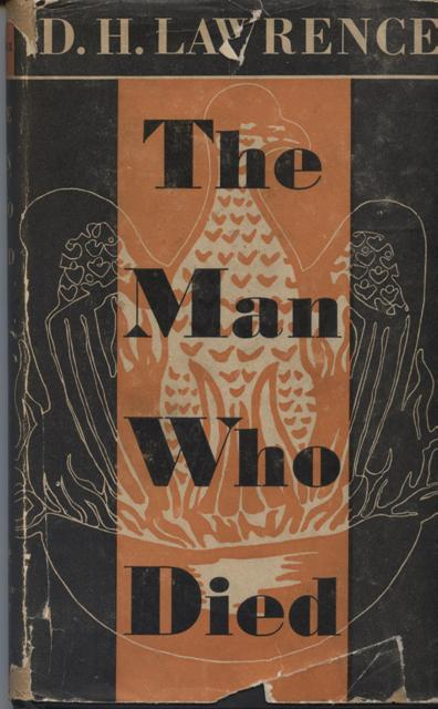 Image for The Man Who Died.
