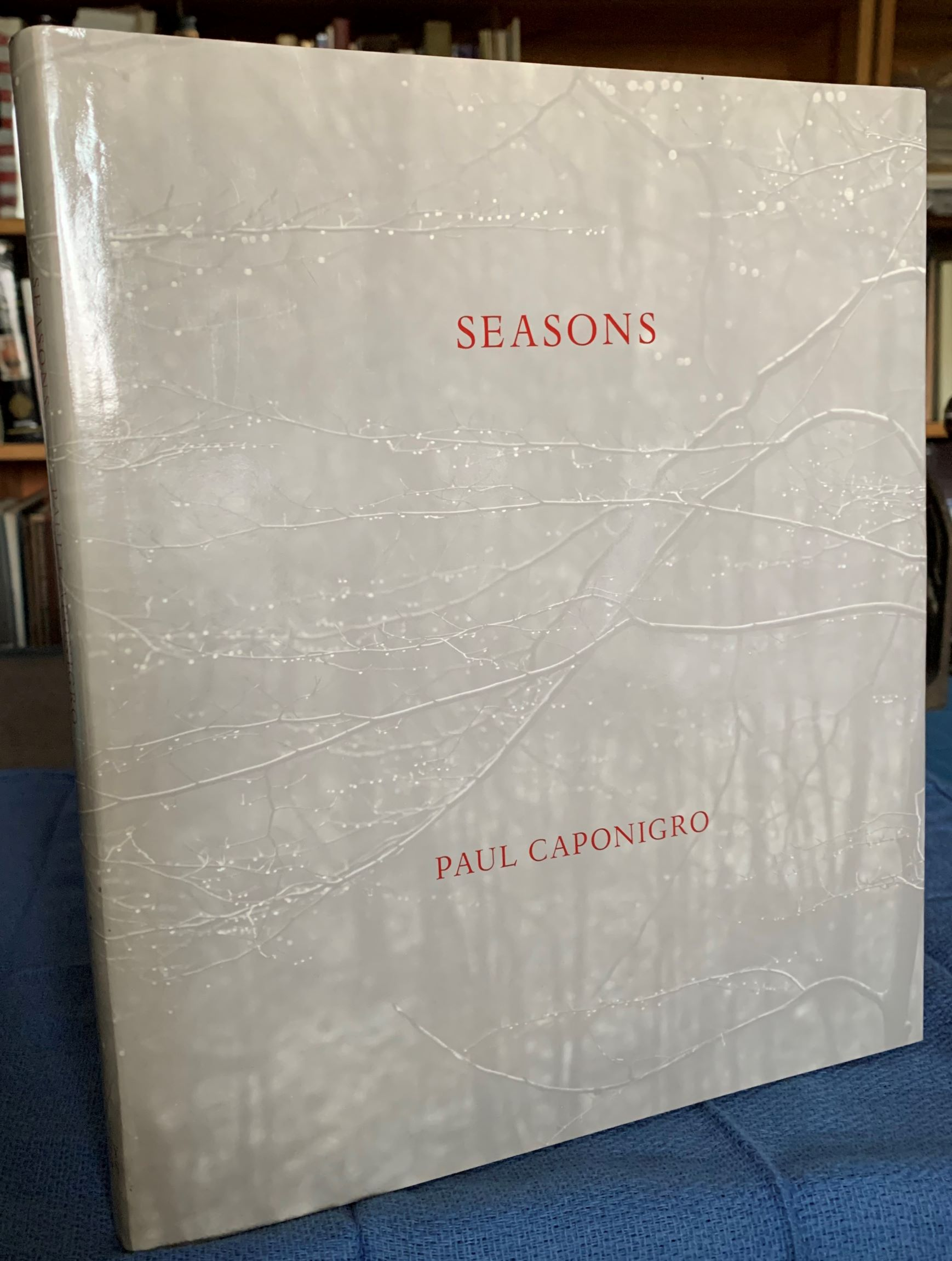 Image for Seasons [Inscribed by the artist].