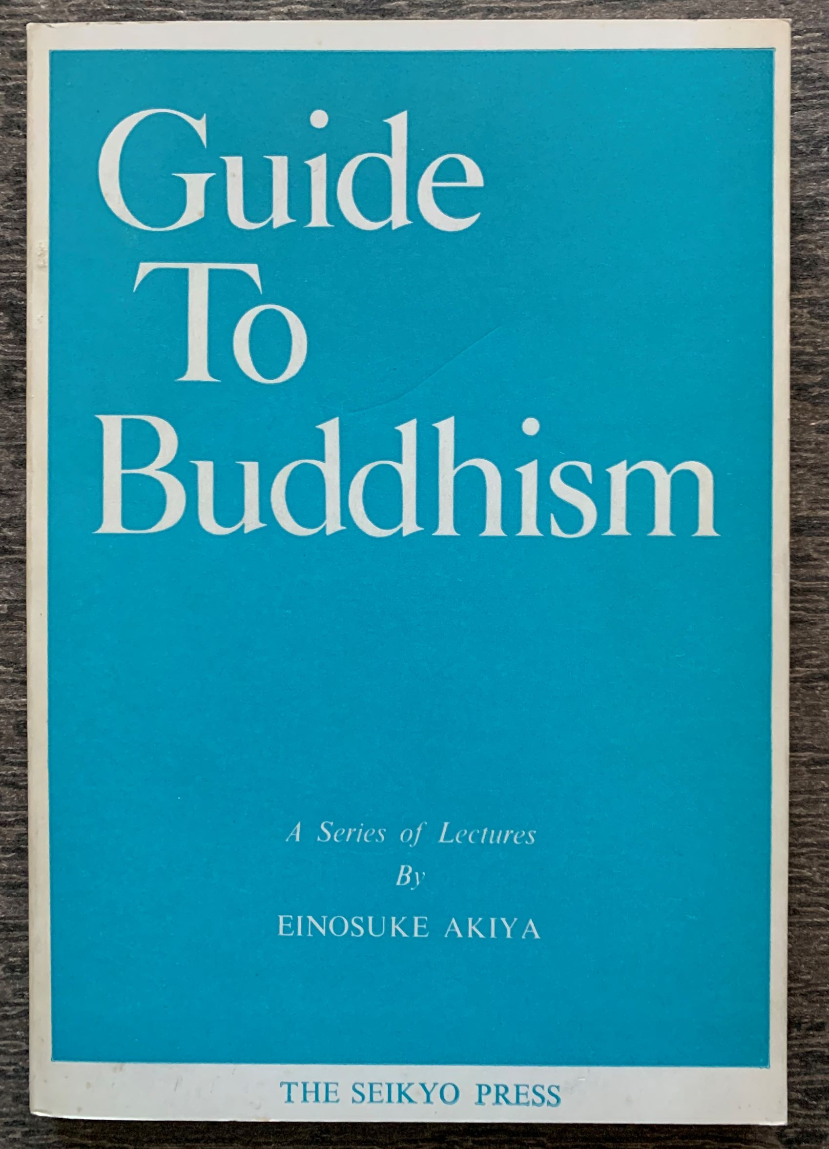 Image for Guide to Buddhism.