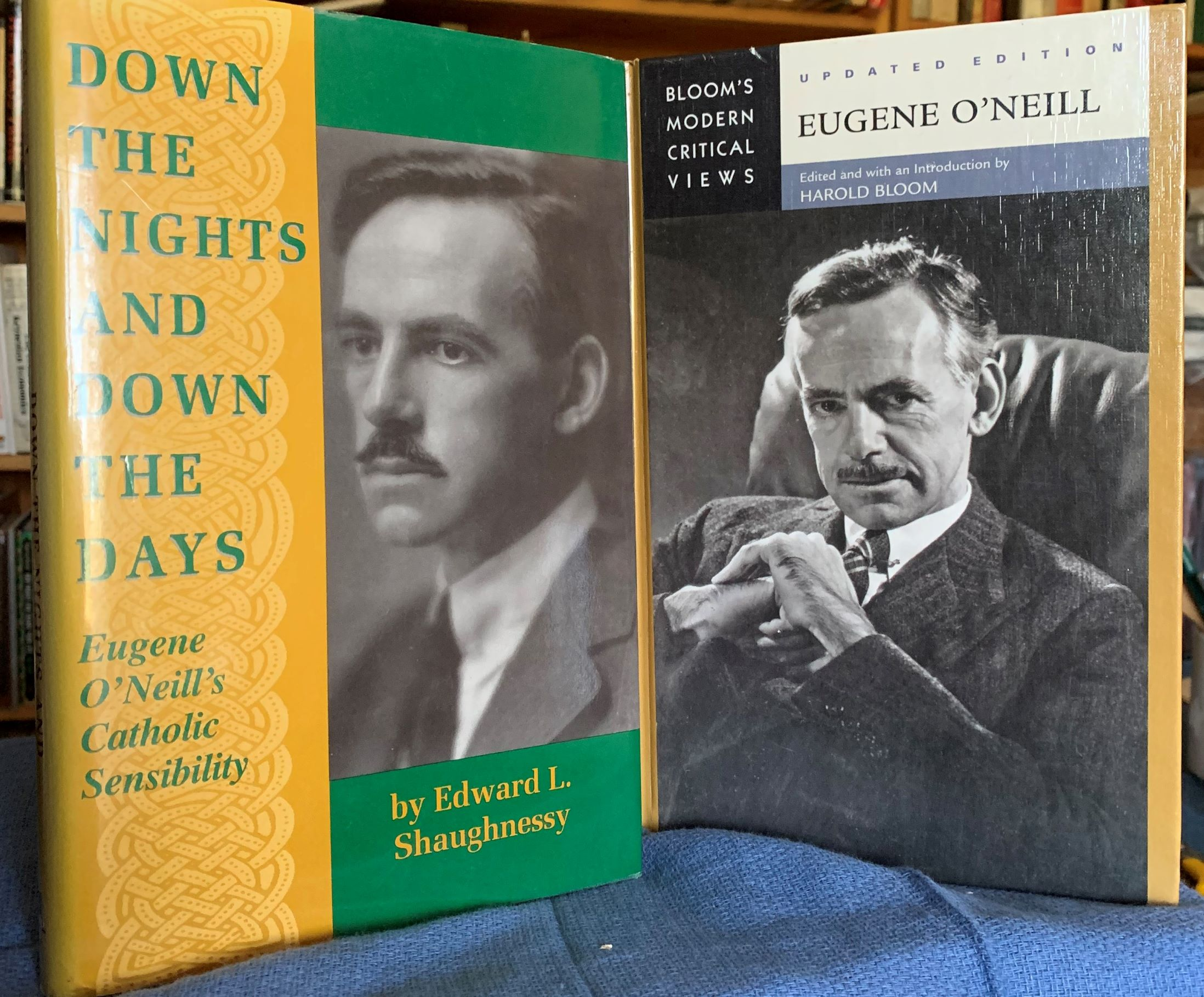 Image for [Two Books] Down the Nights and Down the Days: Eugene O'Neill's Catholic Sensibility, [together with] Bloom's Modern Critical Views: Eugene O'Neill, Updated Edition.