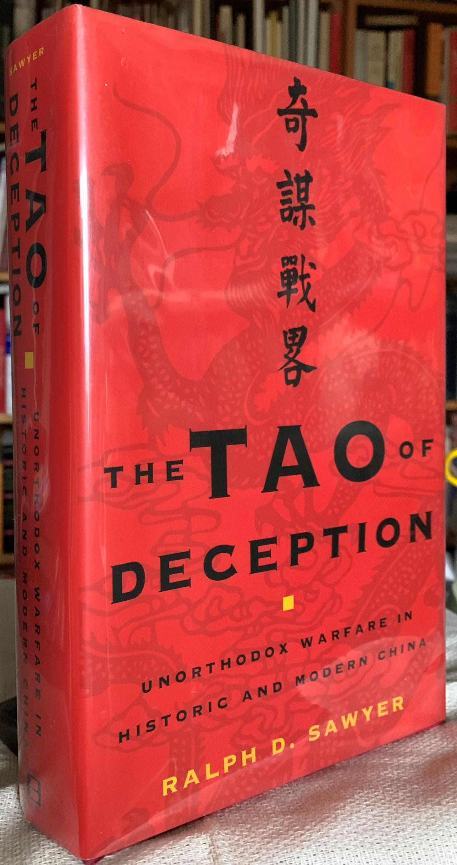 Image for The Tao of Deception, Unorthodox Warfare in Historic and Modern China.