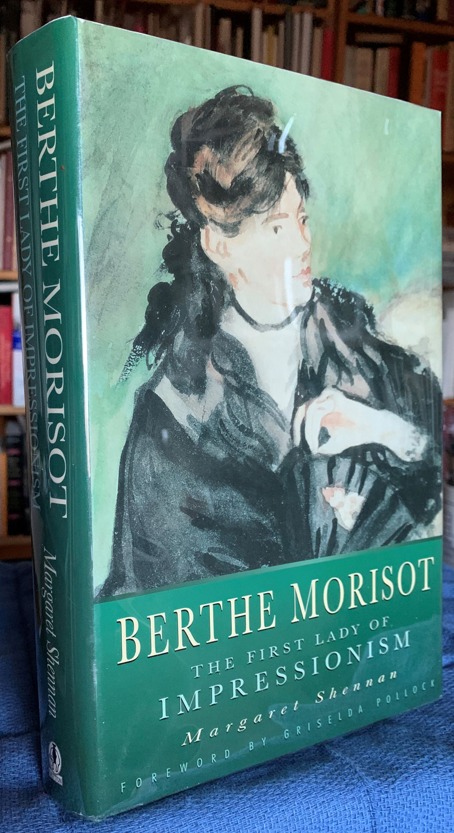 Image for Berthe Morisot, The First Lady of Impressonism.