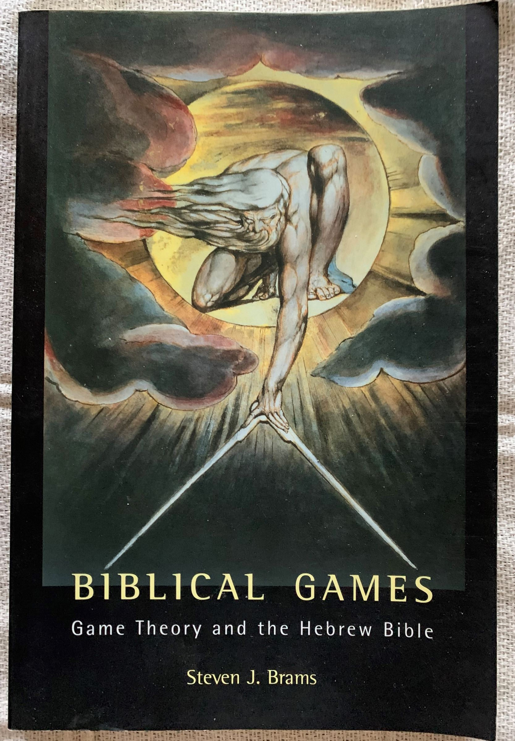 Image for Biblical Games. Game Theory and the Hebrew Bible.