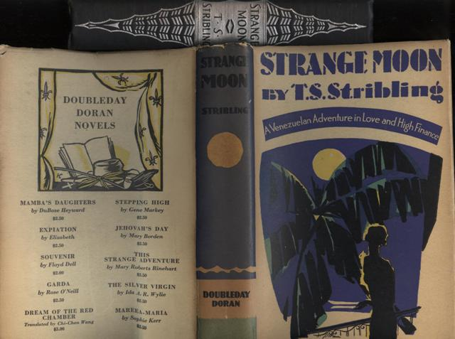 Image for Strange Moon.
