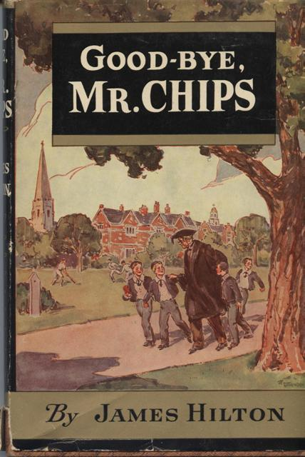 Image for Good-Bye, Mr. Chips.
