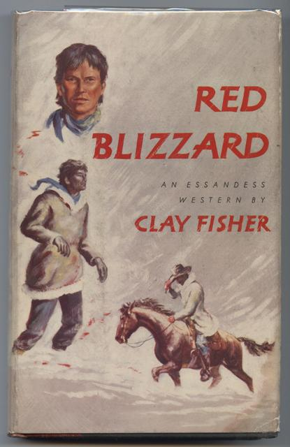 Image for Red Blizzard.  A Novel of the North Plains Sioux