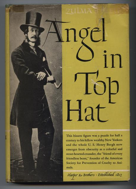 Image for Angel in Top Hat.
