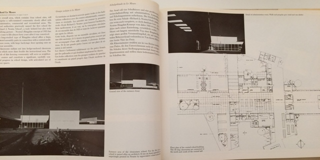 Image for Richard Neutra: 1961-66. Buildings and Projects. Realisations et Projets. Bauten und Projekte..