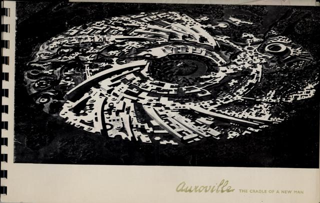 Image for Auroville, The Cradle of New Man.