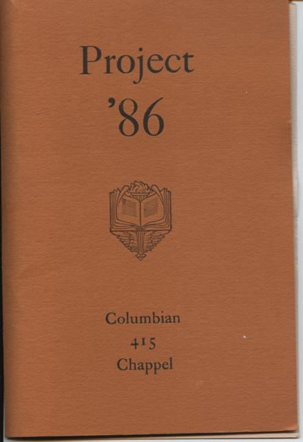 Image for Project '86.