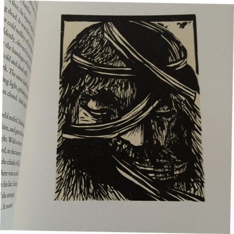 Image for The Man Who Died. A Story by David Herbert Lawrence, with a woodblock illustrations by Leonard Baskin, and a commentary by John Fowles. (Signed by Baskin & Fowles).