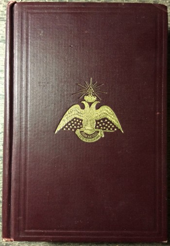 Image for Morals and Dogma of the Ancient and Accepted Scottish Rite of Freemasonry . . . for the Southern Jurisdiction.