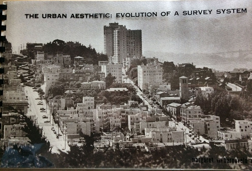 Image for The Urban Aesthetic: Evolution of a Survey System.