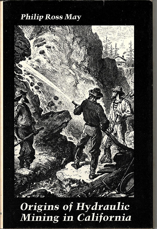Image for Origins of Hydraulic Mining in California.