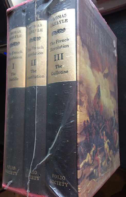Image for (3 Vols., complete) The French Revolution, A History.