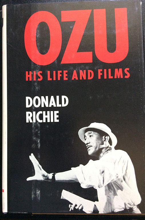 Image for Ozu, His Life and Films.