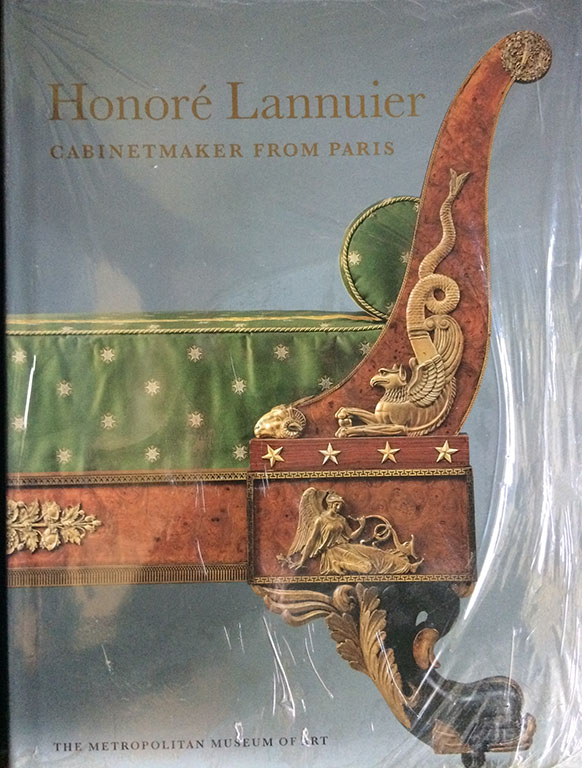 Image for Honore Lannuier, Cabinetmaker from Paris : the life and work of a French Ebeniste in Federal New York.