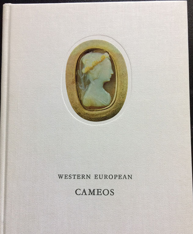 Image for Western European Cameos in the Hermitage Collection.