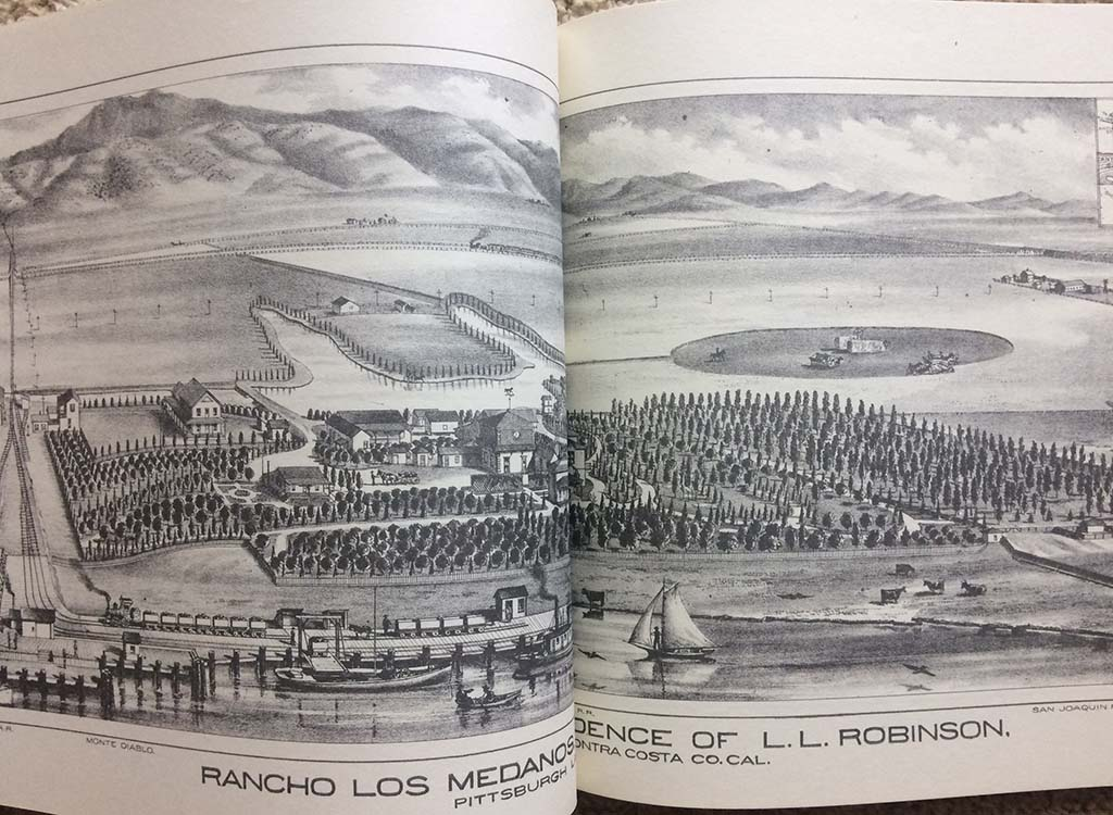 Image for Illustrations of Contra Costa Co. California with Historical Sketches.