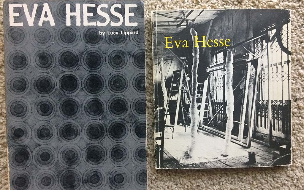 Image for (Two Titles): Eva Hesse, together with, Eva Hesse, a Memorial Exhibition.