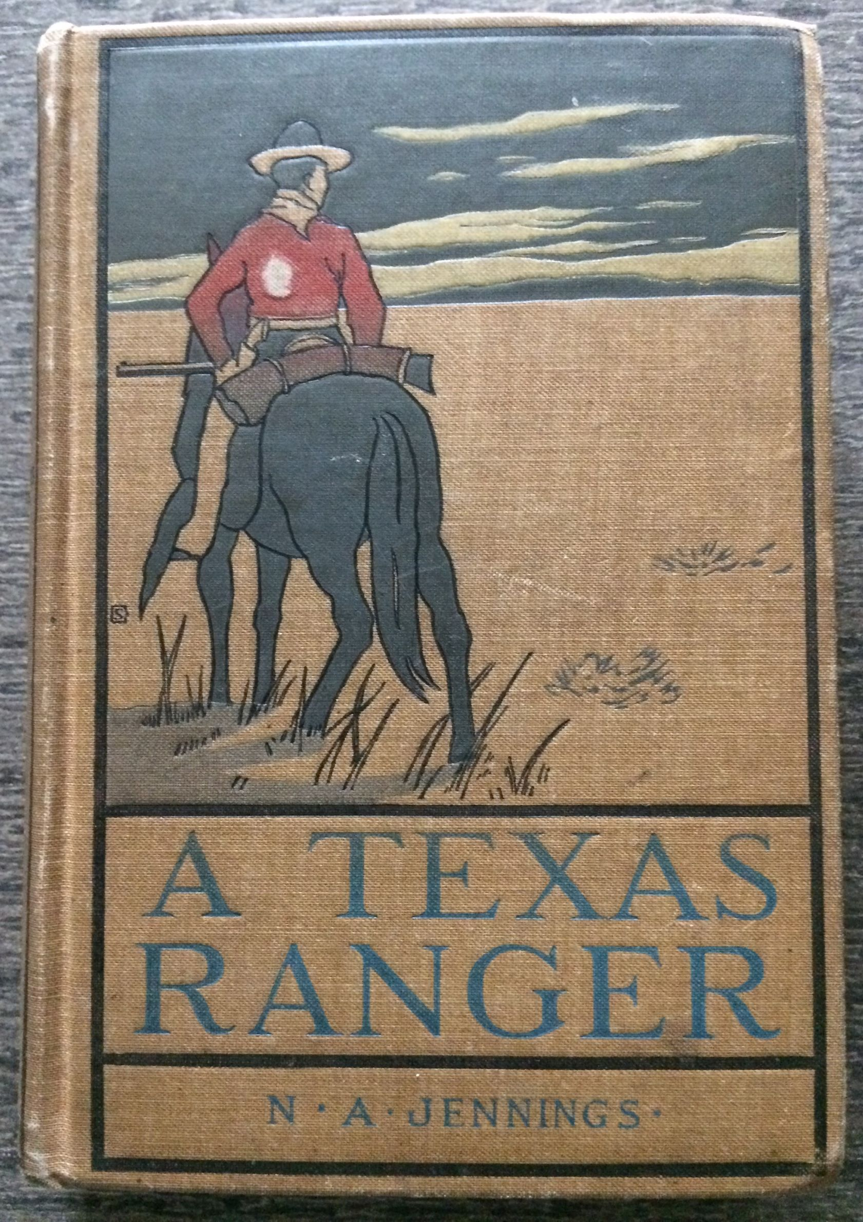 Image for A Texas Ranger.