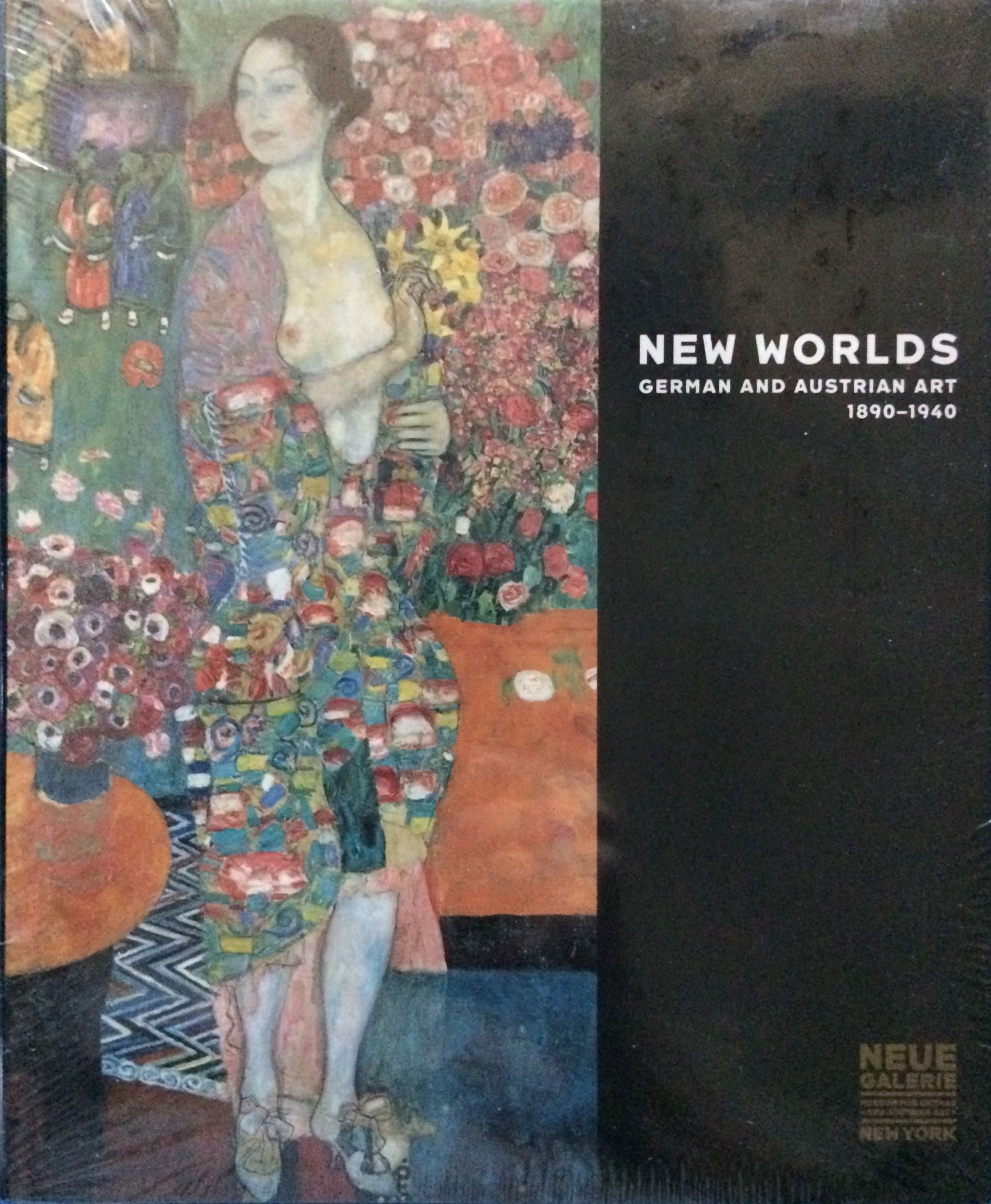 Image for New Worlds : German and Austrian Art, 1890-1940.