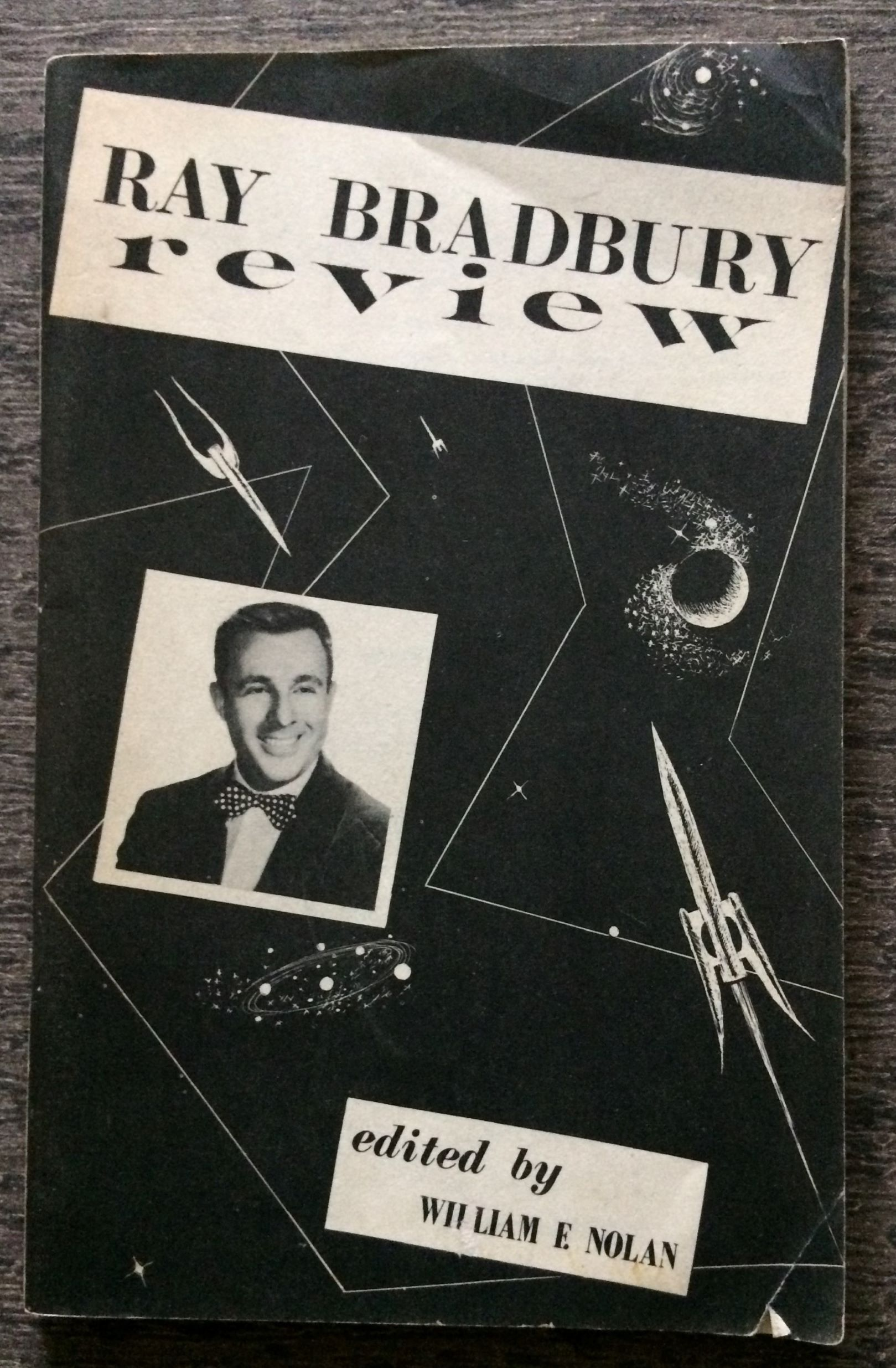 Image for Ray Bradbury Review.