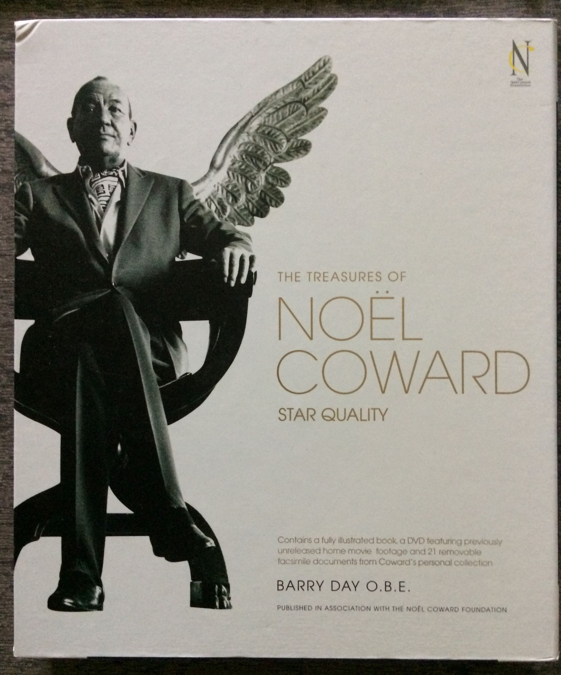 Image for Star Quality: The Treasures of Noel Coward.