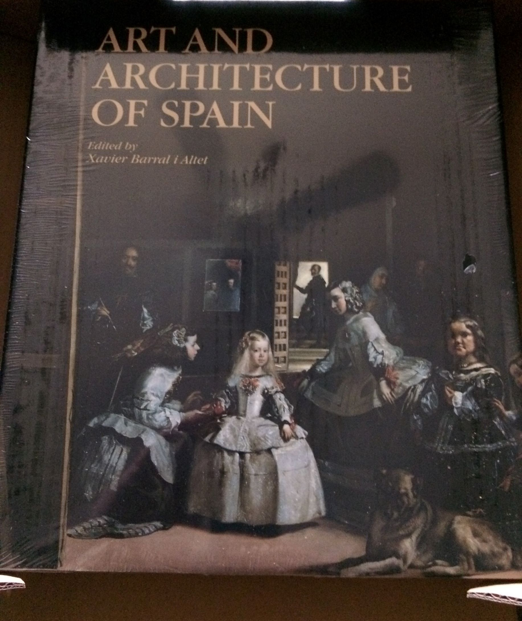 Image for Art and Architecture of Spain.