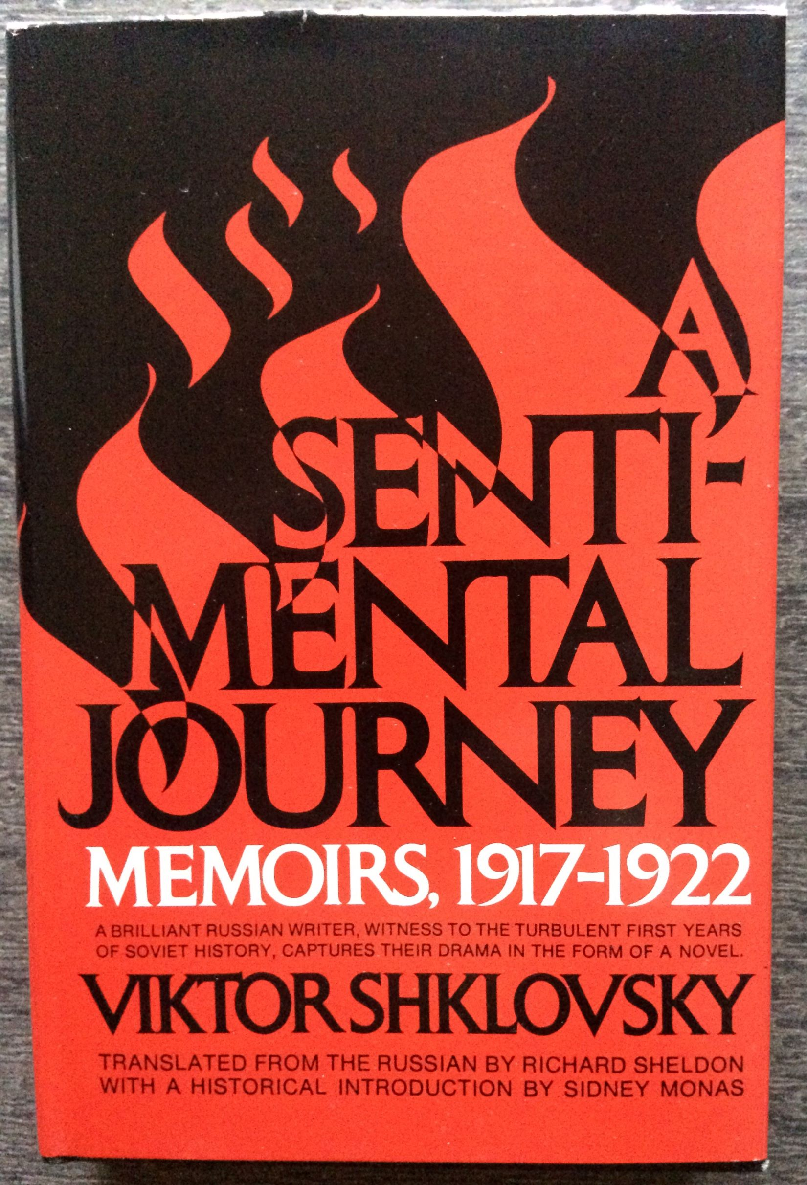 Image for Sentimental Journey, Memoirs, 1917-1922.