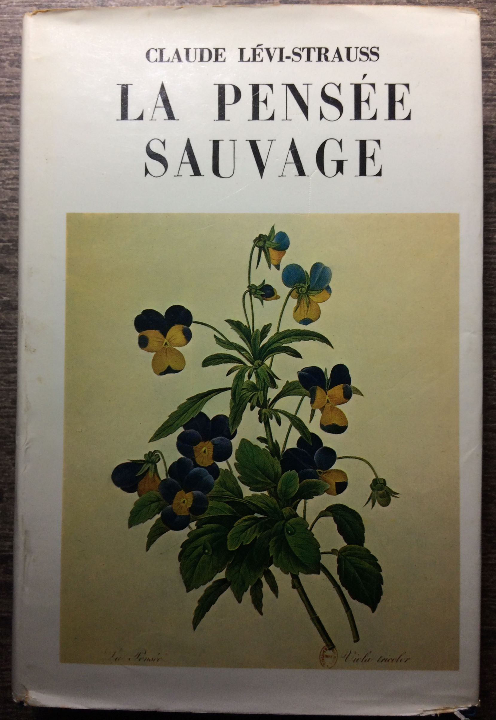 Image for La Pensee Sauvage.