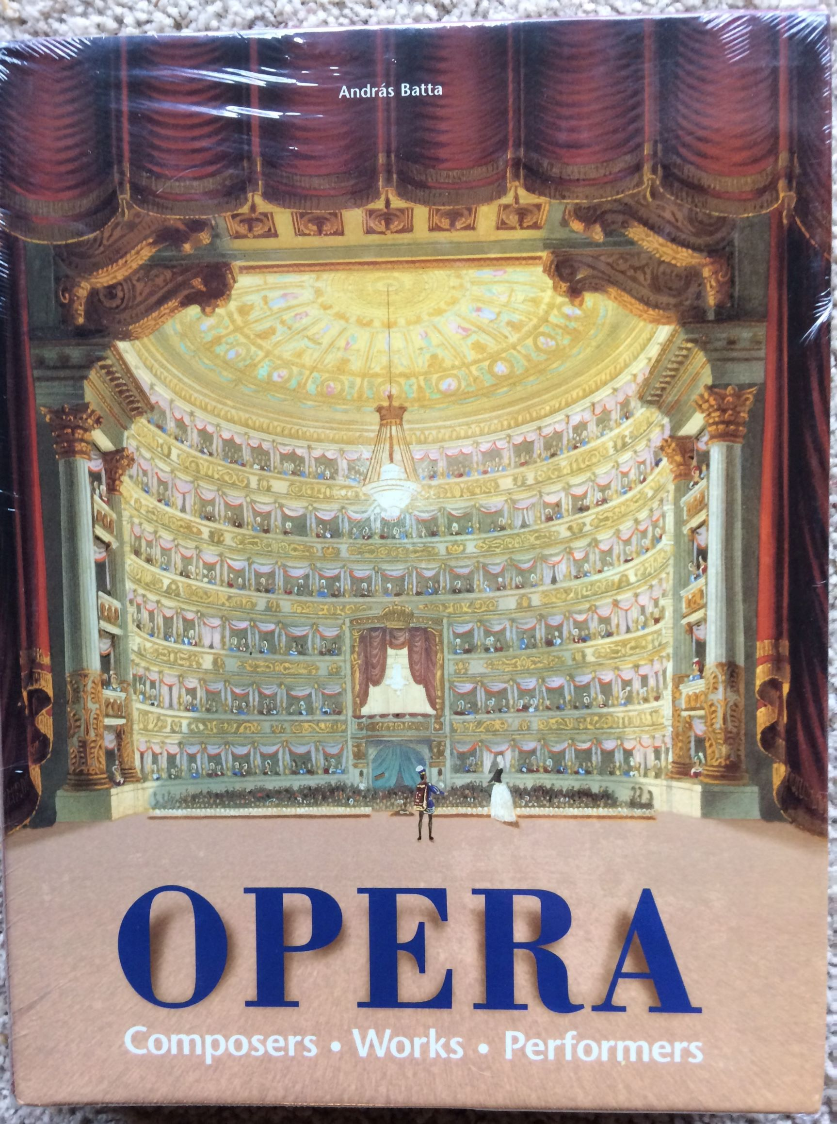 Image for Opera : Composers, Works, Performers.