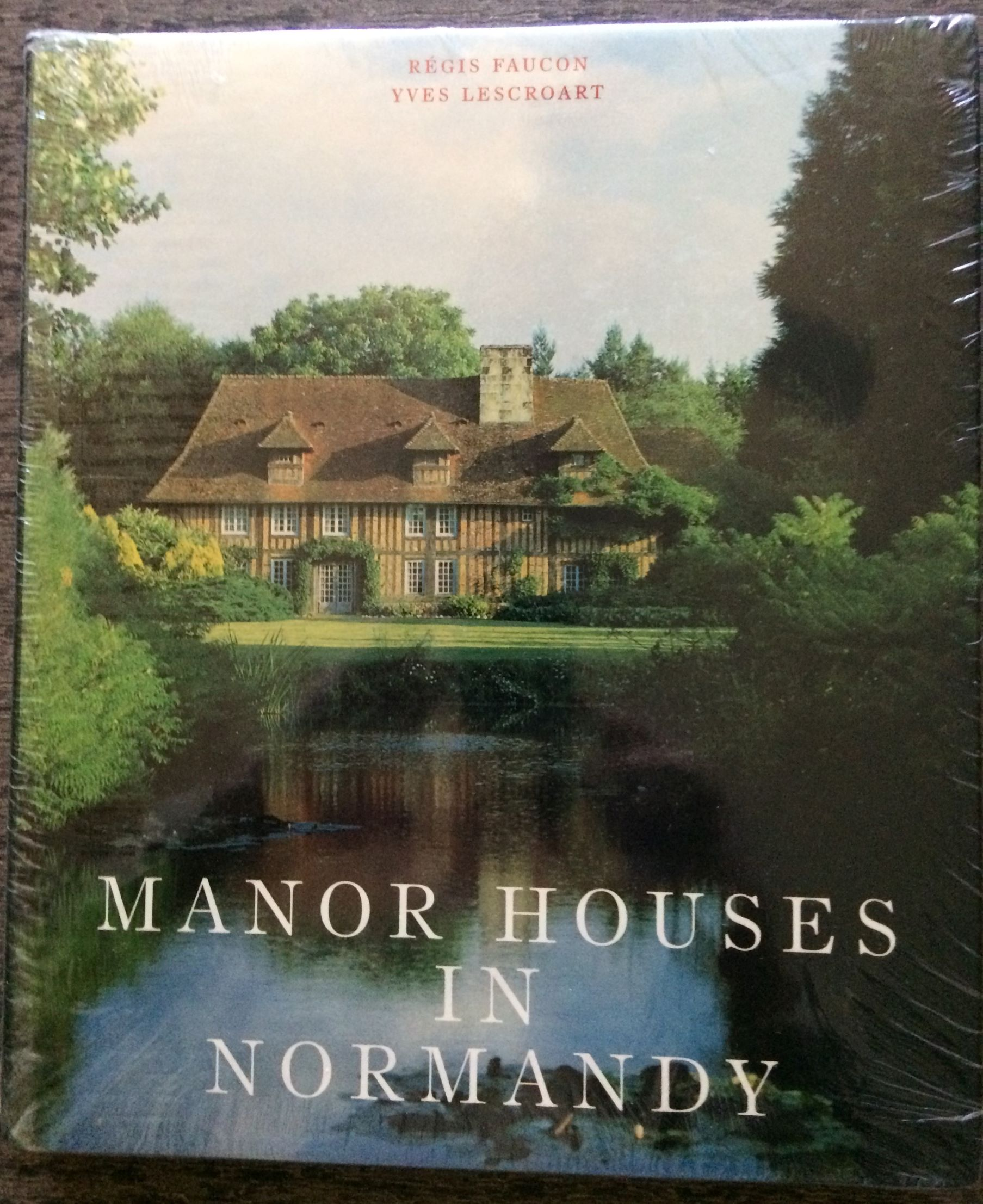 Image for Manor Houses in Normandy.