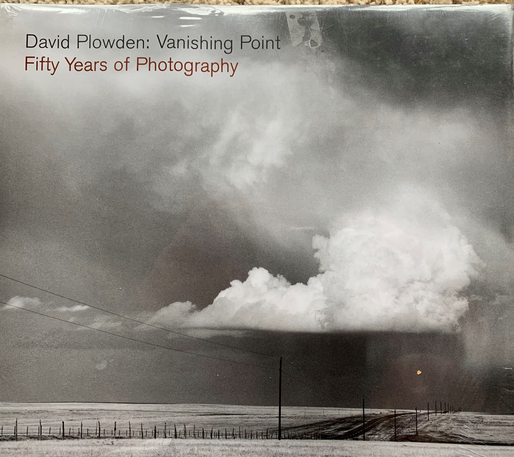 Image for David Plowden: Vanishing Point: Fifty Years of Photography.