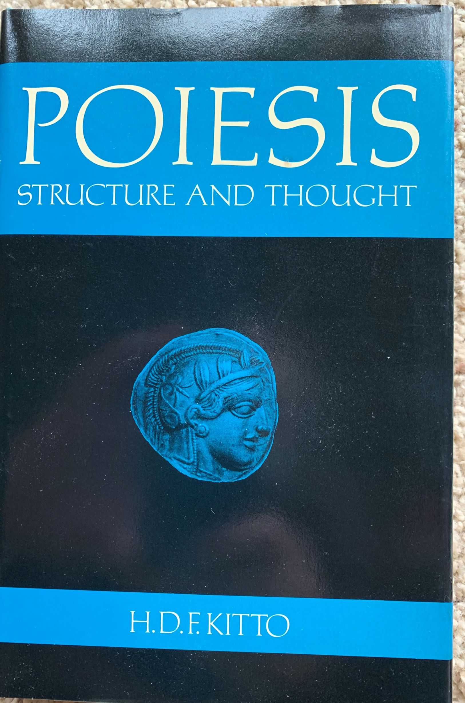 Image for Poiesis, Structure and Thought.