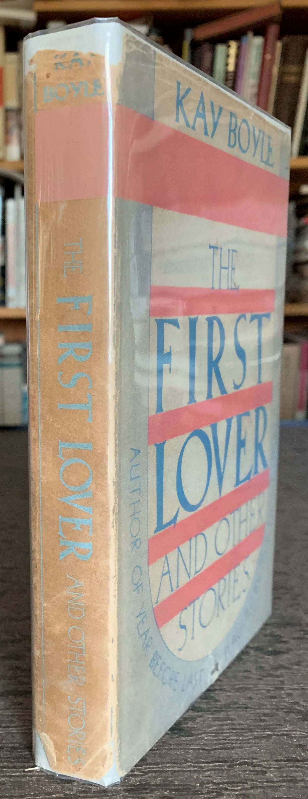 Image for The First Lover and Other Stories.