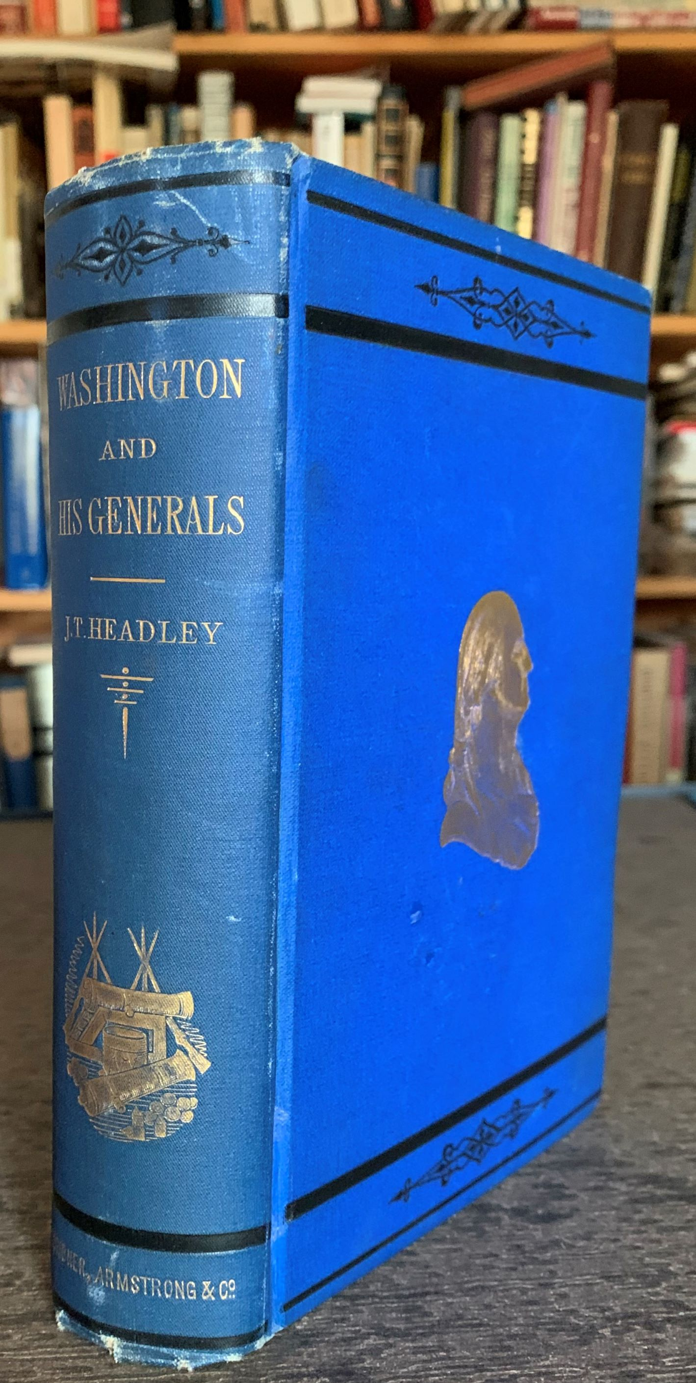 Image for Washington and His Generals. Two Volumes in One.
