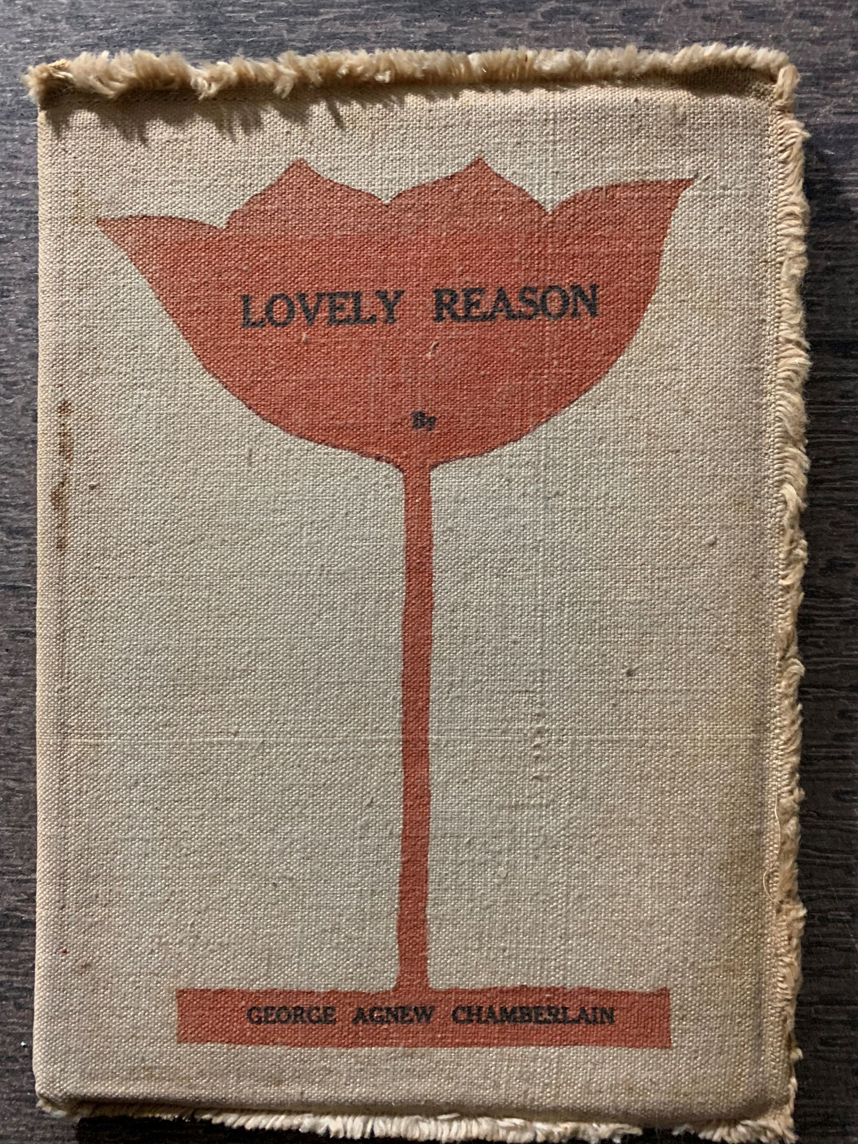 Image for Lovely Reason, A Story to Dispel Dull Care. [Inscribed by the author].