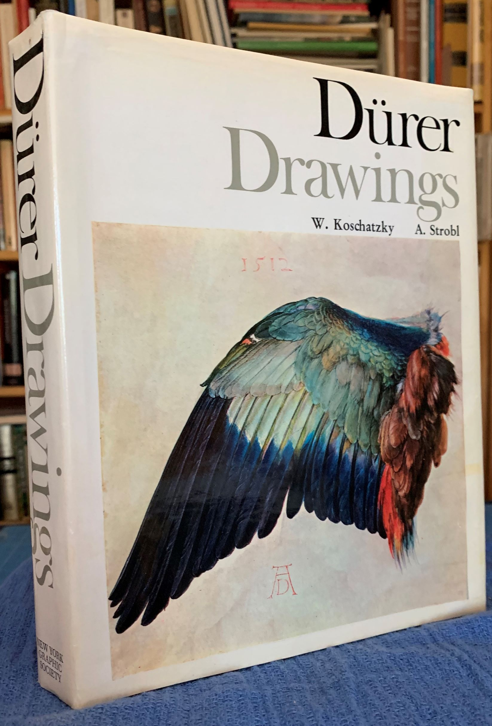 Image for Durer Drawings in the Albertina.