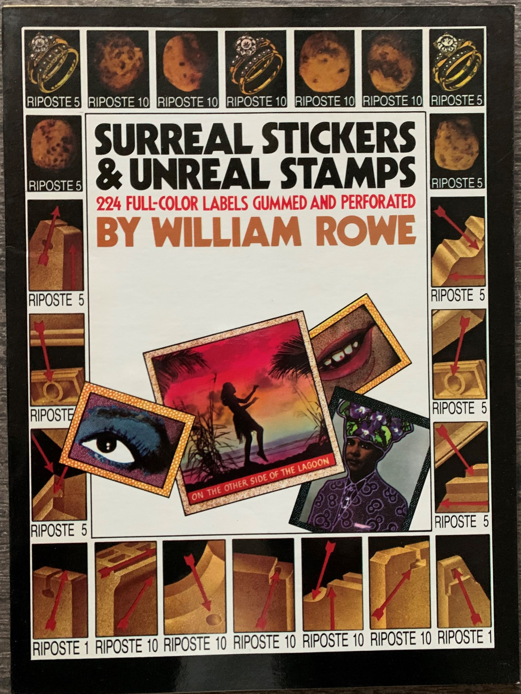Image for Surreal Stickers & Unreal Stamps.