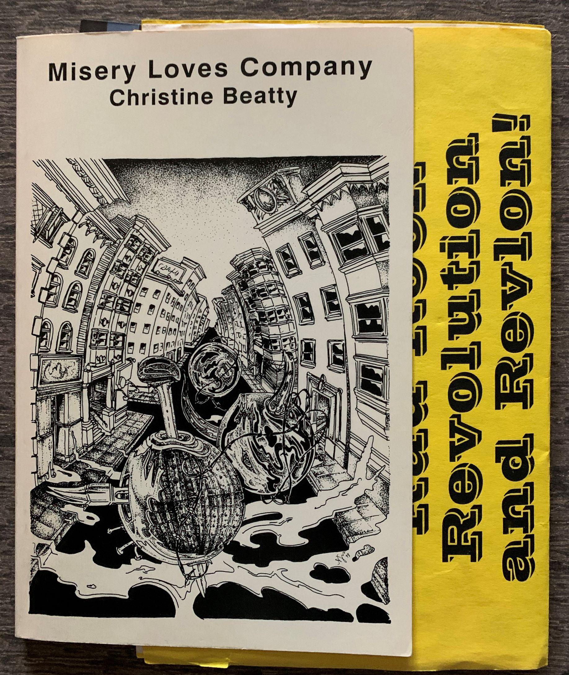 Image for Misery Loves Company [Signed, with photographs and Glamazon ephemera laid in].