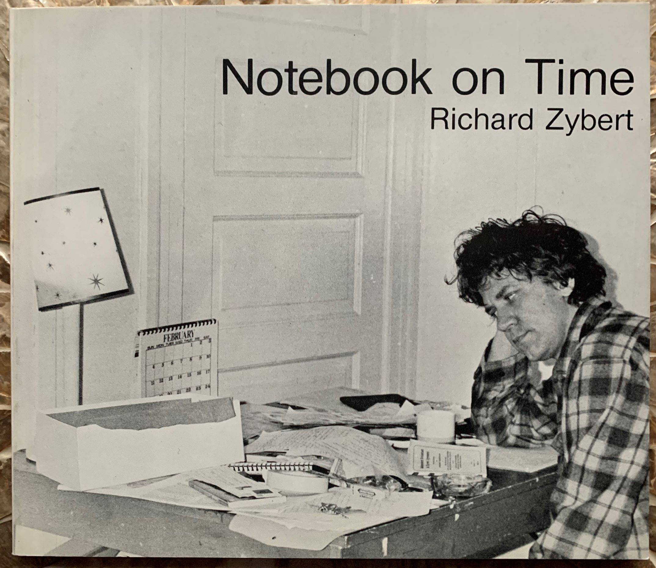 Image for Richard Zybert, Notebook on Time  (Free with purchase of any items from  the collection of Richard Zybert)