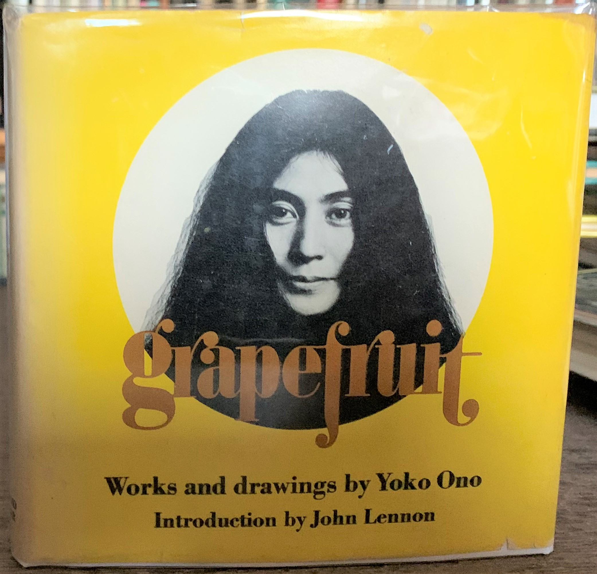 Image for [3 Items] Grapefruit, (together with) Arias and Objects; Yes Yoko Ono.