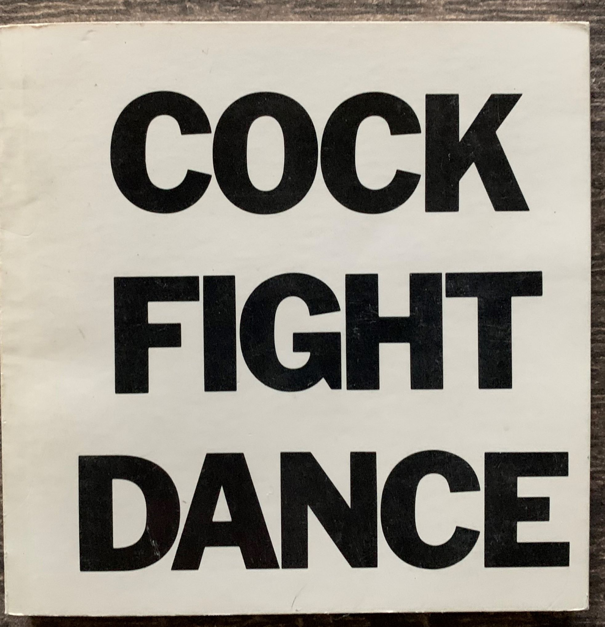 Image for Cock Fight Dance.