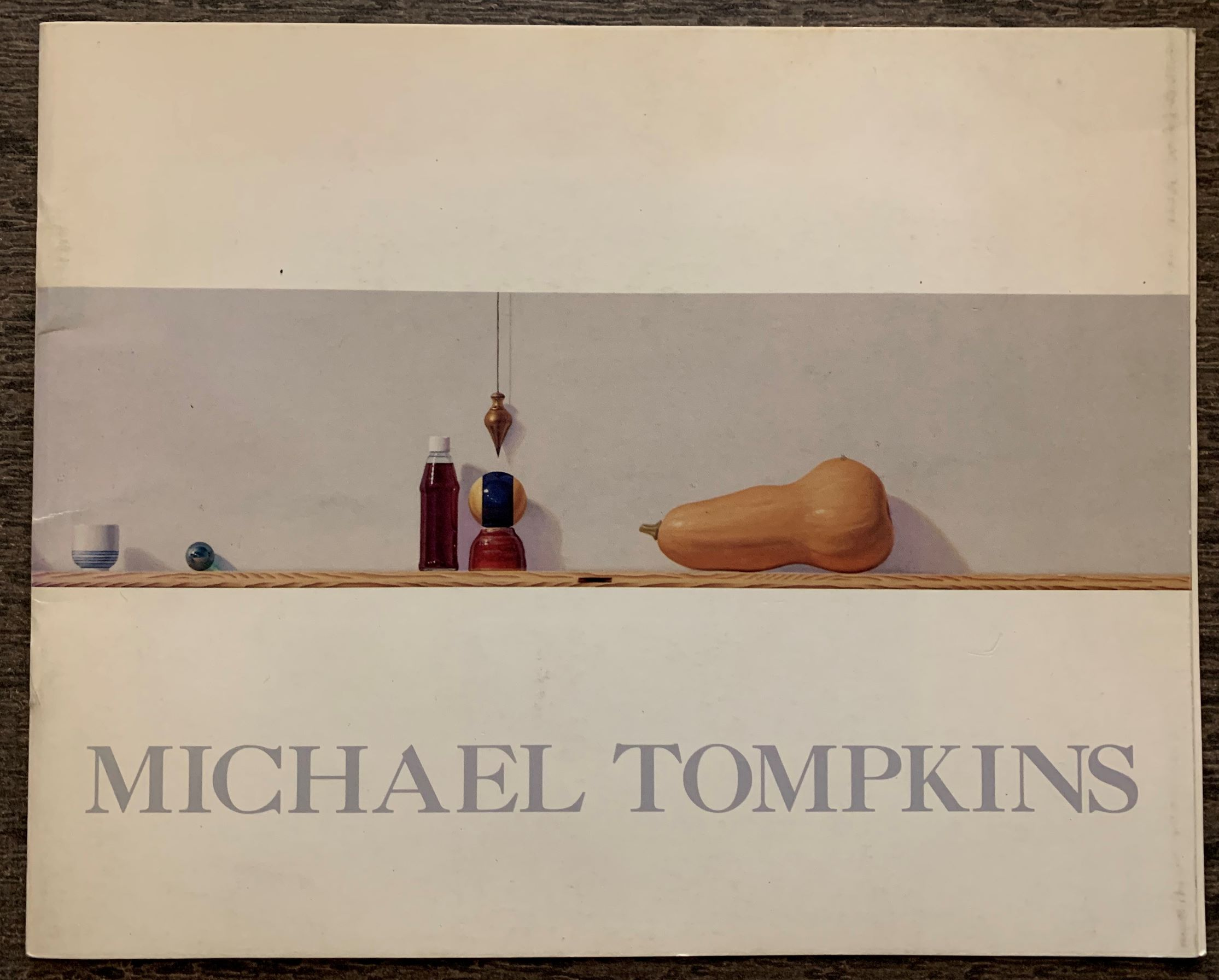 Image for [Michael Tompkins] New Work.