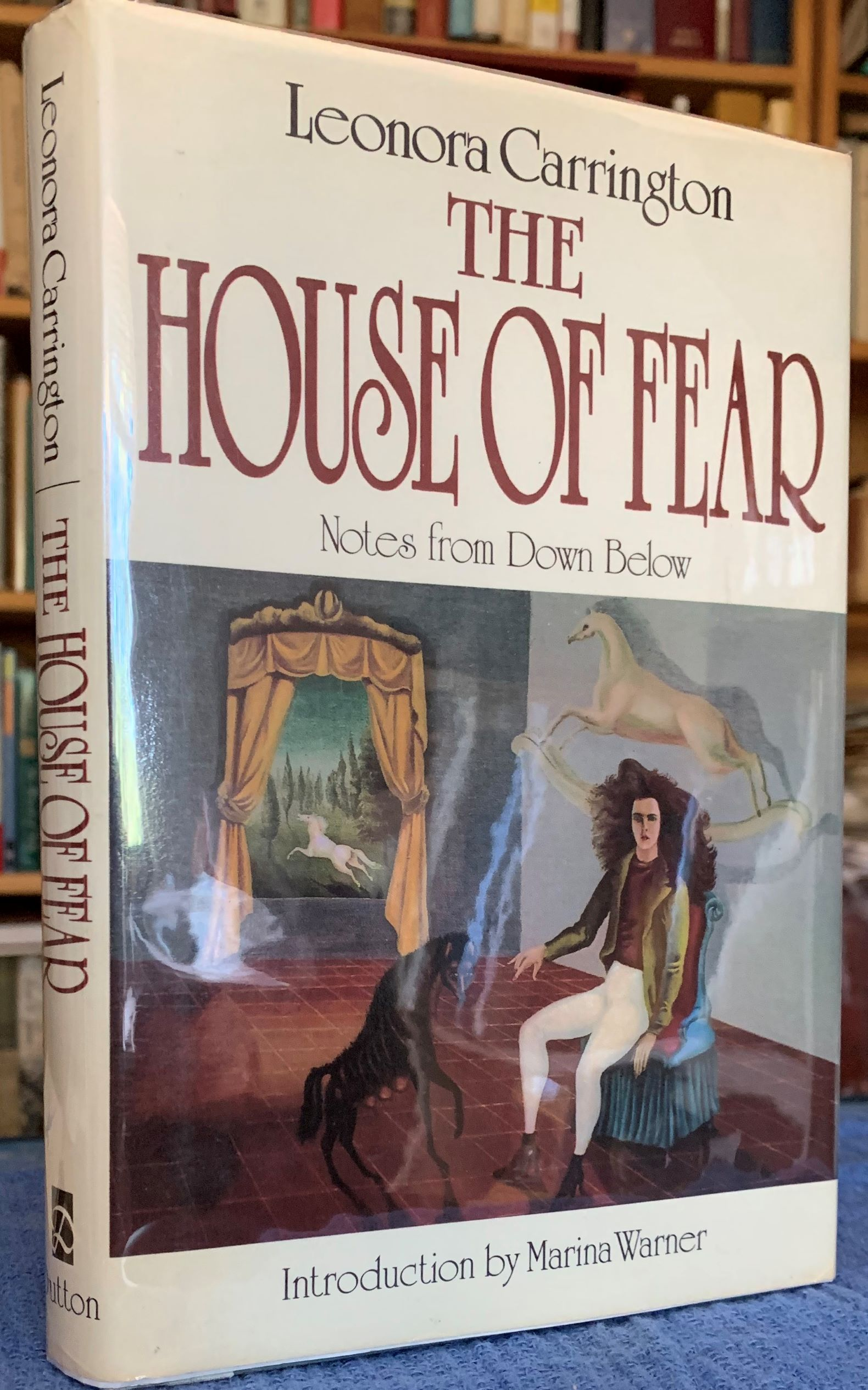 Image for The House of Fear, Notes from Down Below.