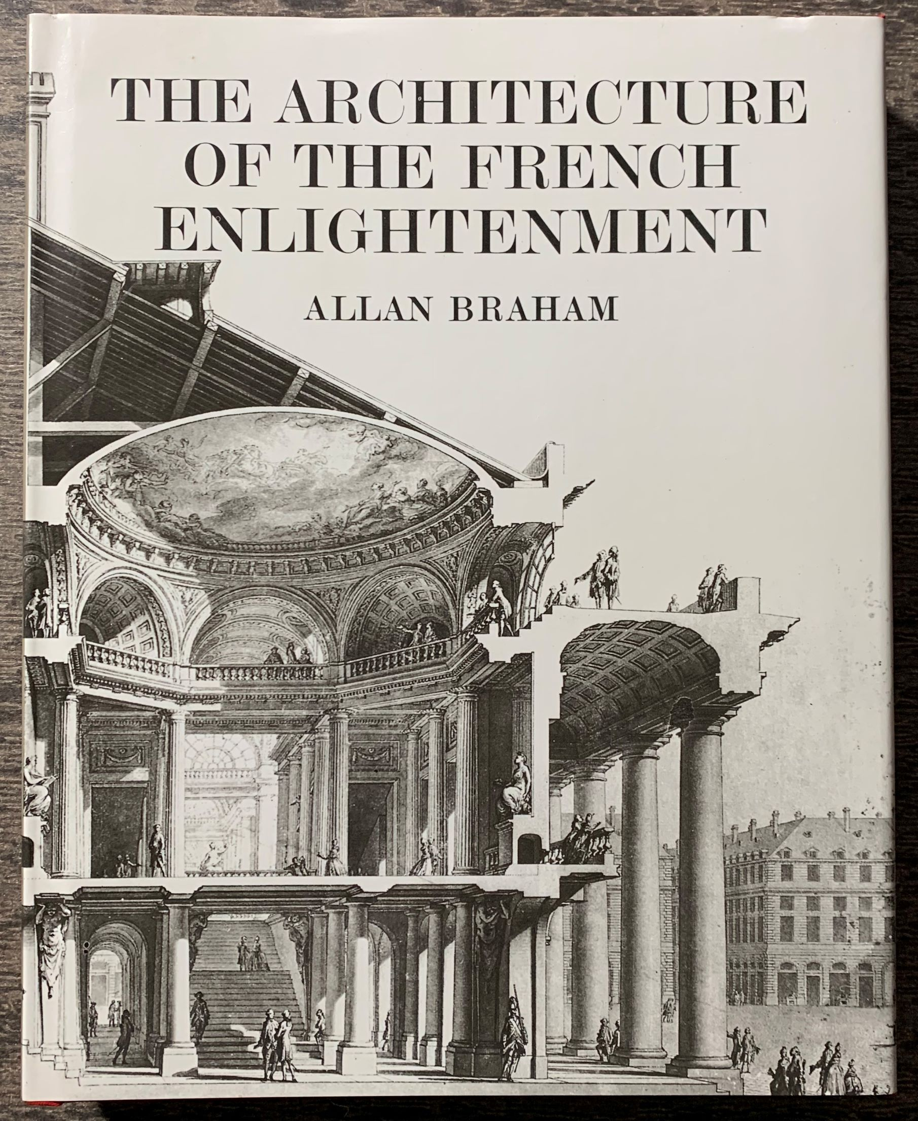 Image for The Architecture of the French Enlightenment.  With 424 illustrations.