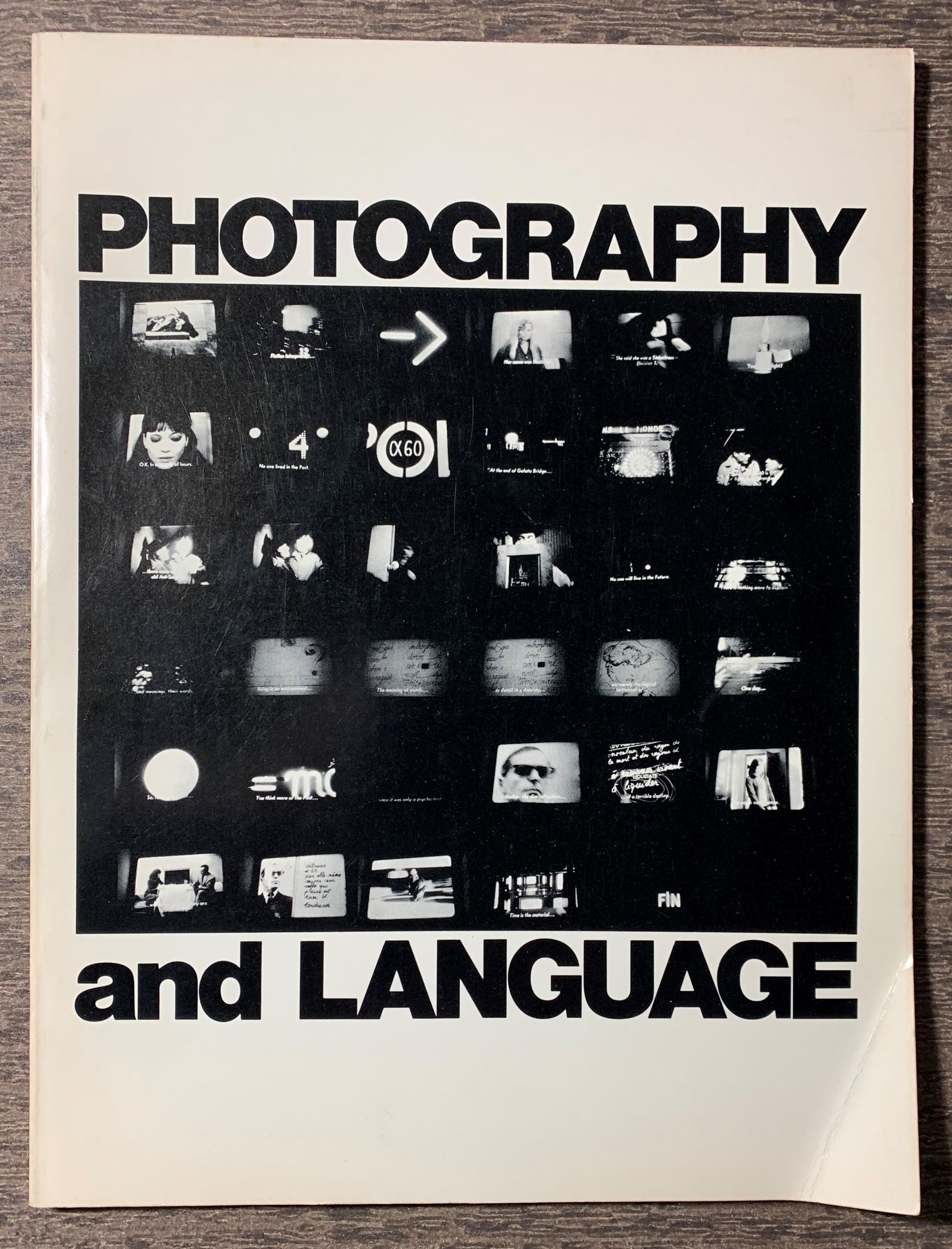 Image for Photography and Language.