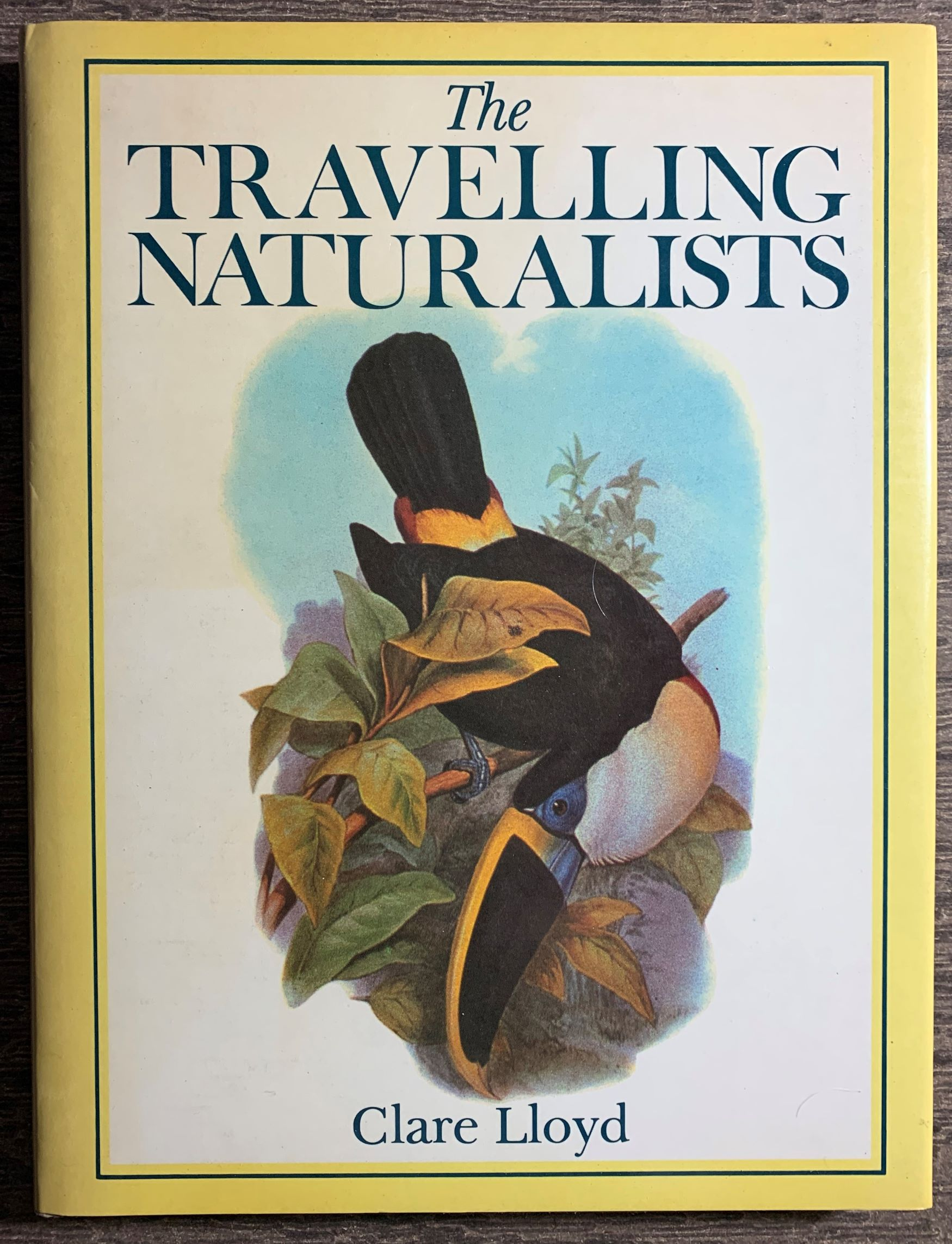 Image for The Travelling Naturalists.