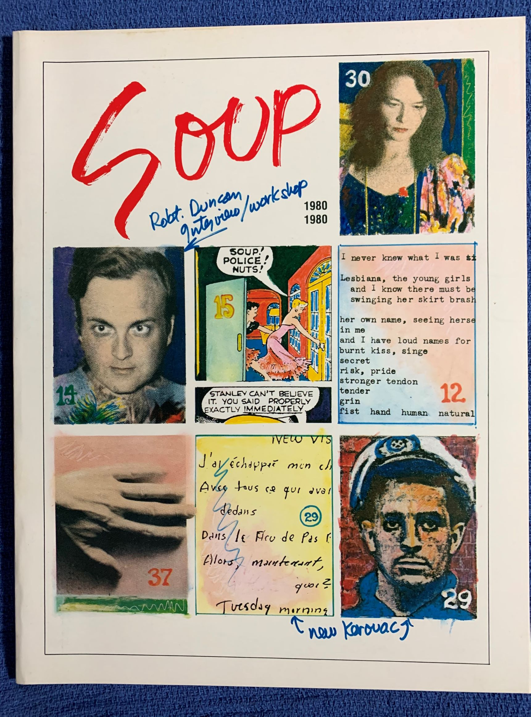 Image for Soup [Number One].